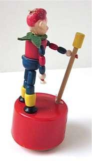 Vintage Howdy Doody Push Puppet NBC Kohner # 180 Pat Date 1947