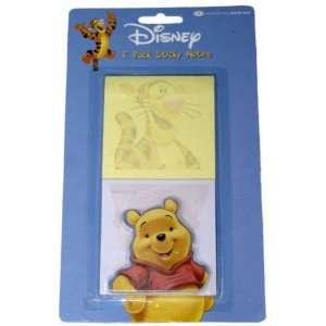 Disney Winnie the Pooh and Friends 2 Pack Sticky Notes Toys & Games
