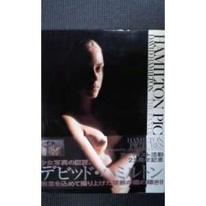 Hamilton Pictures: The Fantasies of Girls: David Hamilton: Books