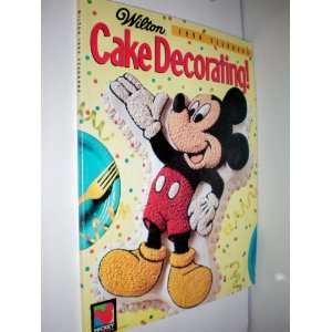 Wilton Cake Decorating 1996 Yearbook    Mickey [Mouse