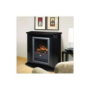 Dimplex Mozart Electric Fireplace   Gloss Black