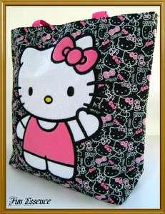 Sanrio HELLO KITTY Tote Bag/Handbag/Diaper Bag/Shopping Bag   NWT US