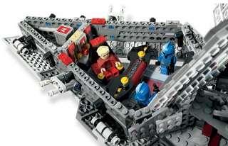 LEGO Star Wars 8038 Battle Endor + 8039 Attack Cruiser