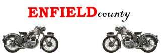ROYAL ENFIELD CONVEX LID BARE METAL TOOL BOX SET RTP