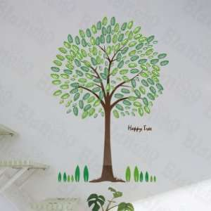 Tree Vitality   Large Wall Decals Stickers Appliques Home