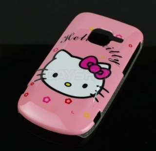 Pink Hello Kitty Hard Cover Case for NOKIA C3