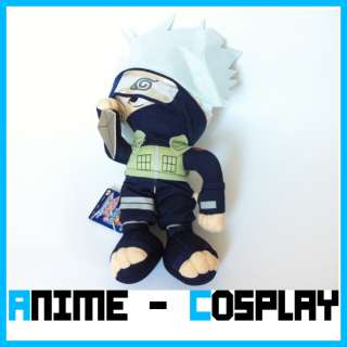 NARUTO Hatake Kakashi Plüsch Figur Puppe 33cm Plush peluche doll