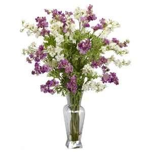 Daisy Silk Flower Arrangement Assorted Colors   Silk Arrangement Home