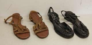 Skechers Women Summer Multi Strap Flat Sandals 7 9