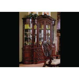Dining Room on Master Dining Room China Cabinet Hutch Buffet Lighted