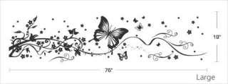 CHERRY BLOSSOMS TREE   Vinyl Wall Art Decal Sticker