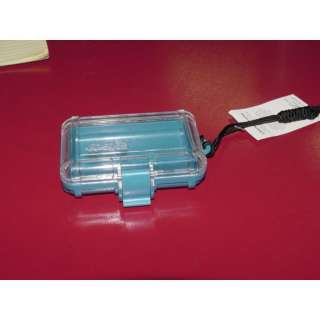 OTTER BOX 100015 WATER PROOF CASE/PLASTIC/BLUE 157898