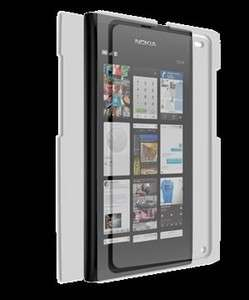IPG Nokia N9 Invisible Shield FULL BODY Cover Guard Protector Phone