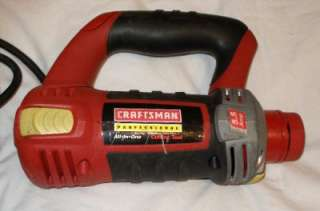 Craftsman Professional 5.5 Amp All In One Cutting Tool Model 170