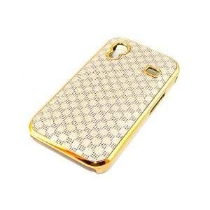 Oberschale Gehäuse Cover Case Samsung Galaxy Ace S5830 Gold Schwarz