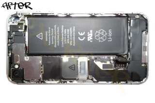 iPhone 4S Logic Board Battery Terminal Repair Service