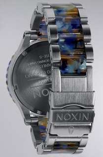 Nixon The 4220 Chrono Watch in Watercolor  Karmaloop   Global