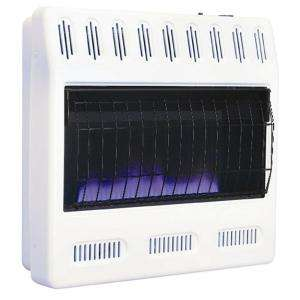 Williams Blue Flame Vent Free Wall Heater, 30,000 BTU, Natural Gas
