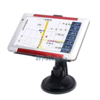 Color TFT Touch Screen Car GPS Navigator With MP3/MP4 Player