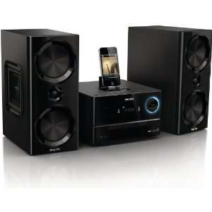 Philips DCM3020 Kompaktanlage (CD/ Player, Apple iPod/ iPhone/ iPad