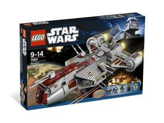 Brand Korea Lego 7964 Star Wars Clones Minifigures Set Republic