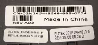 NEW Genuine Dell Inspiron 500m 600m Laptop Touchpad and Palmrest