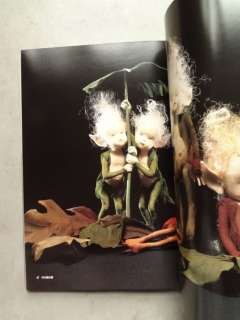 Enchanting Dolls, YUKI ATAE collected works, SIGNED! by the artist