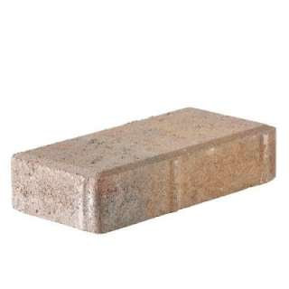 Series 4 In. X 7 3/4 In. Concrete Paver 22085EA at The Home Depot