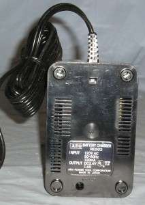 AEG Battery Charger RE502 For Power Tools