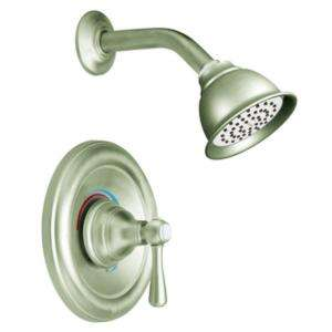 MOEN Kingsley Posi Temp Shower Faucet Trim Only in Brushed Nickel