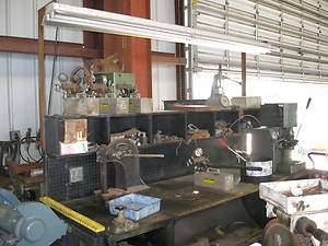 CAT DIESEL FUEL TEST BENCH, WITH POP INJECTORS 5P 4150 USED