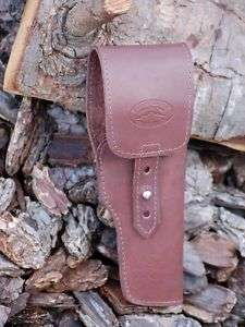 BARSONY BROWN LEATHER FLAP HOLSTER CZ 75 83 85 97 52