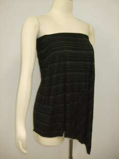 NWOT Free People Anthropologie Black Beach Dress Sz XS