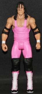 BRET HART   WWE SERIES 14 MATTEL TOY WRESTLING ACTION FIGURE