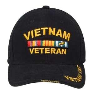 NEW Vietnam Veteran Low Profile Insignia Ball Cap http//www.auctiva