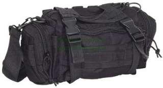 Way Deployment Bag Voodoo Tactical Black