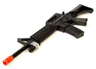 NEW AIRSOFT RIFLE   M16B   SPRING Replica Gun + Laser