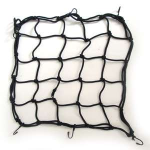 Net Bike Motorcycle Helmet Storage Holder Package Carrier Bag