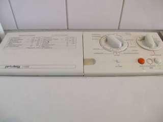 Toplader kondenstrockner privileg 765 cd automatikprogramme defekt