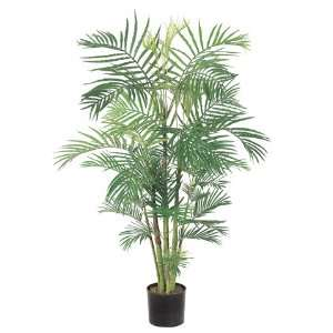 Pack of 2 Artificial Potted Tropical Areca Palm Trees 6
