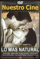 THE MOST NATURAL THING DVD MIGUEL BOSE  LO MAS NATURAL