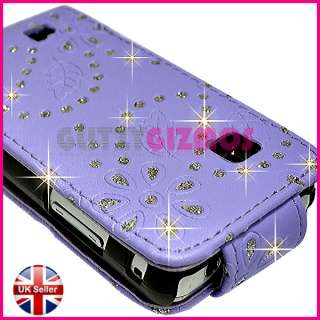 DIAMOND BLING CRYSTAL RHINESTONE CASE COVER FOR SAMSUNG TOCCO ICON