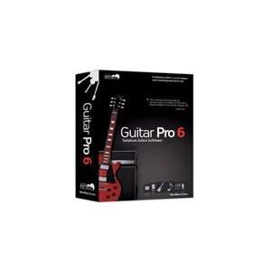 EMEDIA MUSIC CORP IP04104 GUITAR PRO 6 ONLINE ONLY: Office