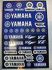 NEW YAMAHA DECALS STICKER KIT YZ YZF WR WRF DTR DT TTR XT XTZ TDM XTX
