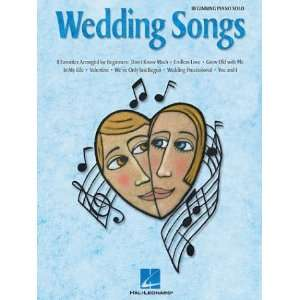 Wedding Songs (9780634074158): Hal Leonard Corp.: Books