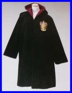 HARRY POTTER Stupenda DIVISA GRIFONDORO Scuola HOGWARTS Costume