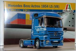 this latest generation of mercedes benz actros trucks was launched on