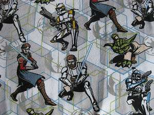 NEW Recently Released LUCASFILM STAR WARS 100% Cotton Quilt Fabric
