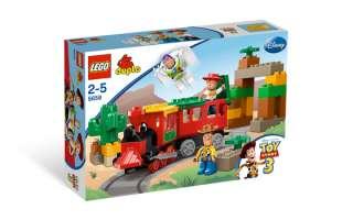 new lego duplo blocks disney pixar toy story 3 the great train