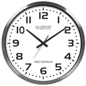 La Crosse Technology 404 1210 10 Inch WWVB Chapter Ring